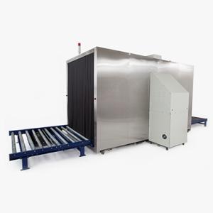 maquina rayos x para inspeccion de equipaje